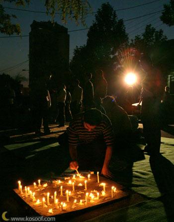 تجمع برای آزادی اکبر گنجی